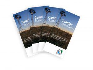 Camden Scenic Drive Brochure
